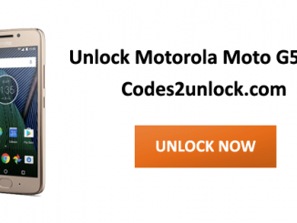 Unlock Motorola Moto G5 Plus, Motorola Moto G5 Plus Unlock Code,