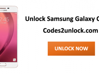 Unlock Samsung Galaxy C7 Pro, Samsung Galaxy C7 Pro Unlock Code,