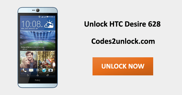 How To Unlock HTC Desire 628 Easily