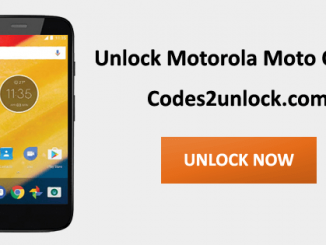 Unlock Motorola Moto C Plus, Motorola Moto C Plus Unlock Code,