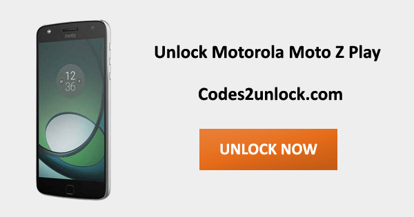 How To Unlock Motorola Moto Z Play Easily