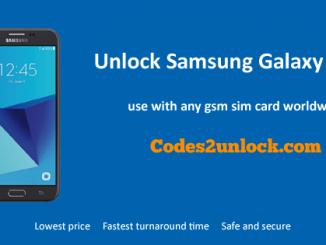 Unlock Samsung Galaxy Halo, Samsung Galaxy Halo Unlock Code