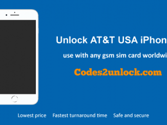 Unlock AT&T USA iPhone 8, Unlock iPhone 8 AT&T USA,