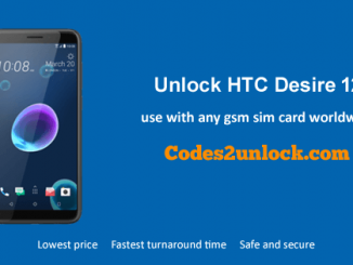Unlock HTC Desire 12, HTC Desire 12 unlock code, ,
