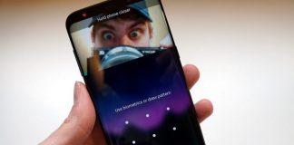 Intelligent Scan Samsung Galaxy S9