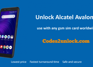 unlock-Alcatel-Avalon-V