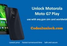 Unlock-Motorola-moto-G7-play
