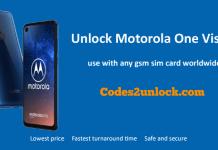 unlock-Motorola-one-vision