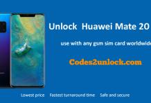 How To Unlock Huawei Y5 (2017) Easily - Codes2unlock