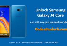 unlock-Samsung-Galaxy-J4-Core