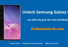 unlock-Samsung-Galaxy-S10+