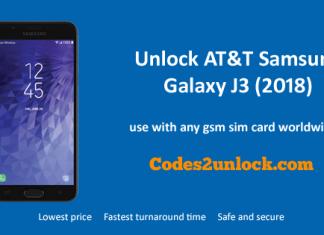 Unlock-AT&T-Samsung-Galaxy-J3-(2018)