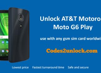 Unlock-AT&T-Motorola-Moto-G6-Play