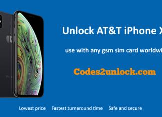 unlock-AT&T-iPhone-XS