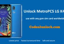 unlock-MetroPCS-LG-K40