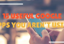 Useful Google Apps