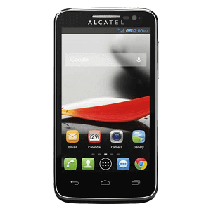 Unlock Alcatel One Touch Evolve