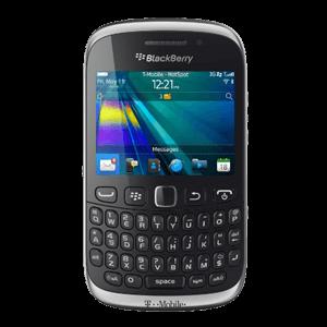 Unlock Blackberry Curve 9315