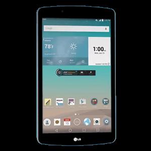 Unlock LG G Pad F 8.0