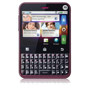 Unlock Motorola Charm