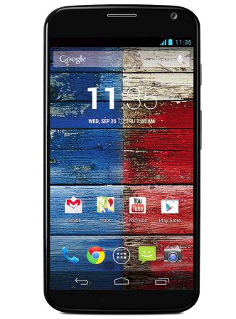 Unlock Motorola Moto X