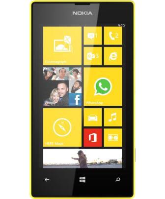 Unlock Nokia Lumia 520