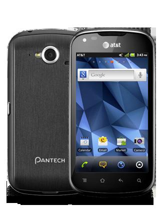 Unlock Pantech Burst