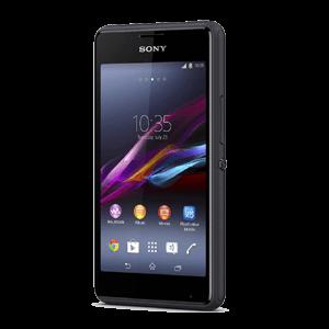 Unlock Sony Xperia E1