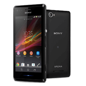 Unlock Sony Xperia M